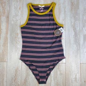 Vans Lizzie Stripe Bodysuit